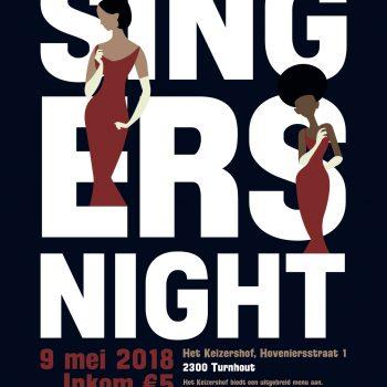 Singers Night editie 2018 - 09/05/18